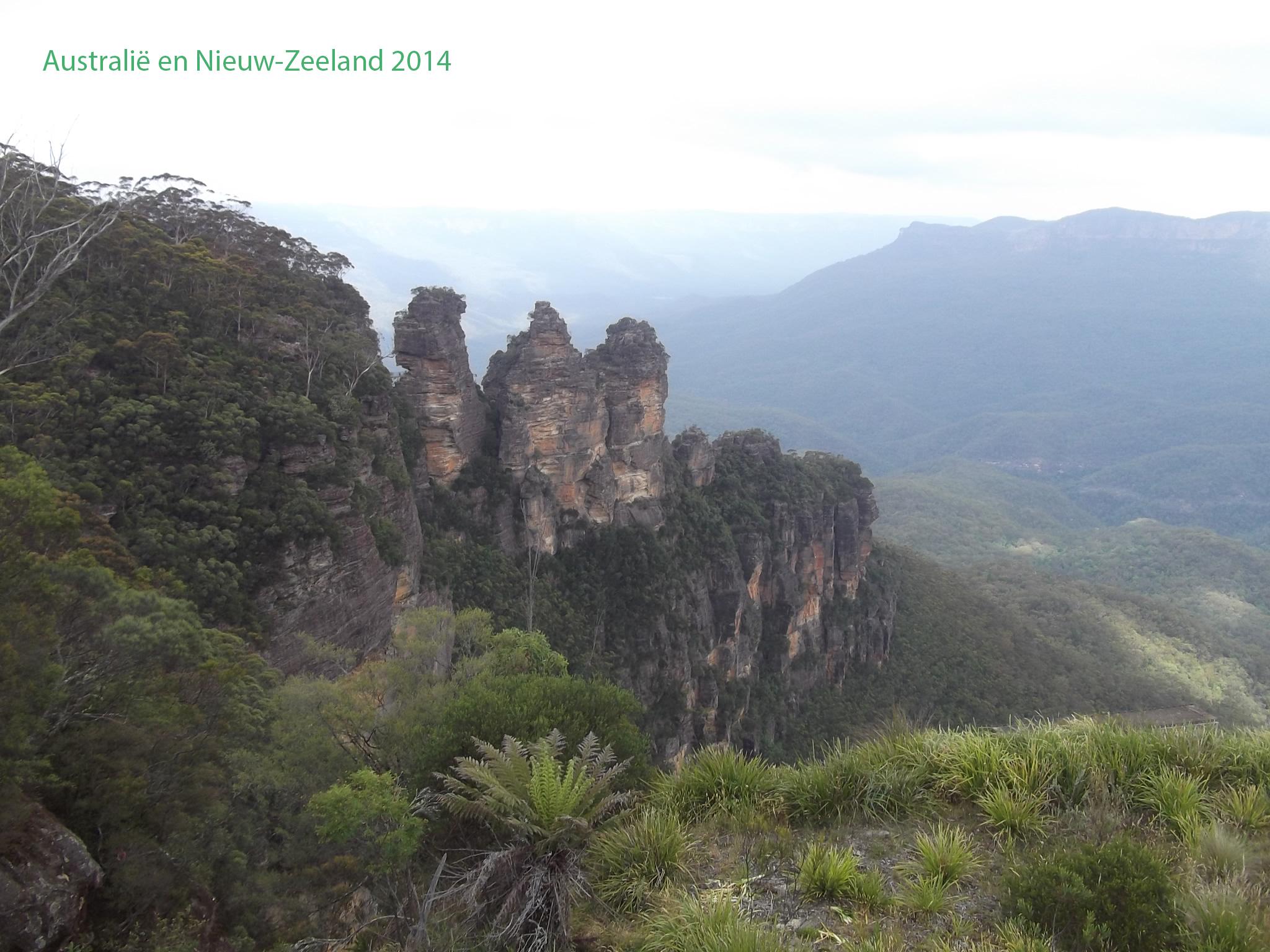 Australië en Nieuw-Zeeland 2014