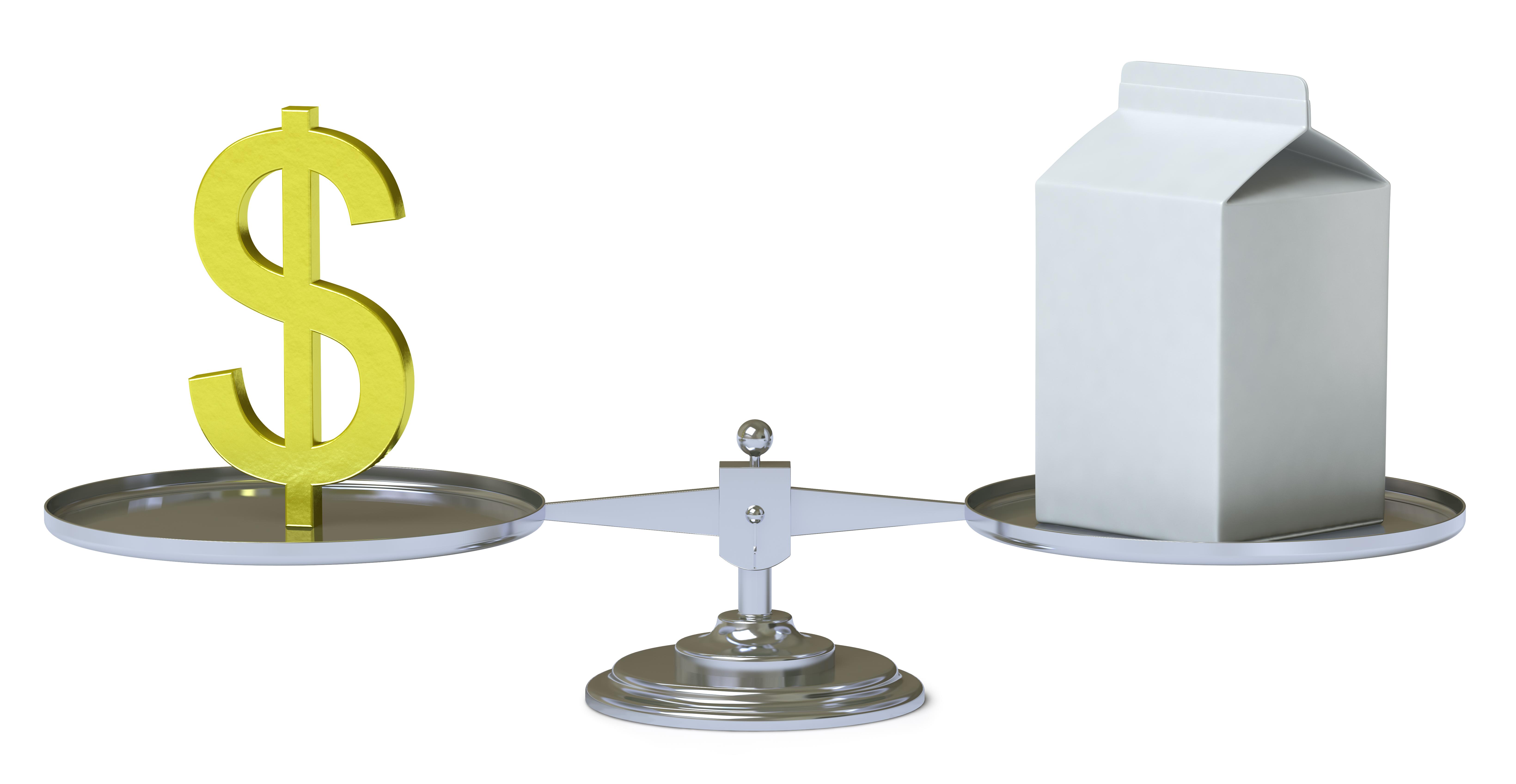 Tot welk niveau stijgt de melkprijs?