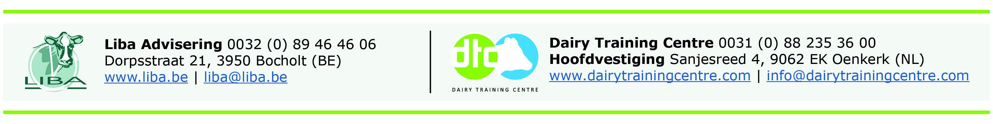Liba en DTC werken samen voor opleidingen in België en Zuid-Nederland | Liba Advisering